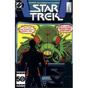 Star Trek #24 March 1986 (Comic Book)