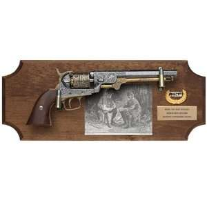 Lee & Jackson Collectible Dark Framed Set with Non firing Replica Gun