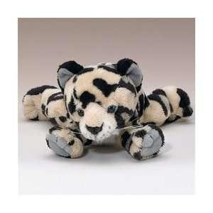 9 Inch Plush Snow Leopard Cub By Wildlife Artists Toys