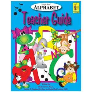 4 Pack FROG STREET PRESS ALPHABET TEACHER GUIDE