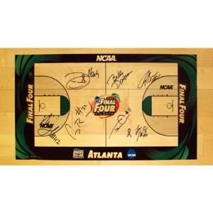 Florida Gators Starting 5, Billy Donovan and Chris Richard