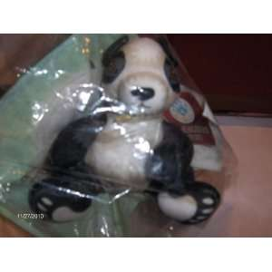 Burger King Toy Endangered Species Panda 2003 Plush