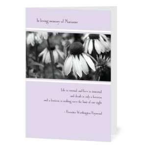 Sympathy Greeting Cards   Sympathy Flower By Magnolia