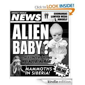 Weekly World News 2011 Issue 2 (Best of the Weekly World News): Neil