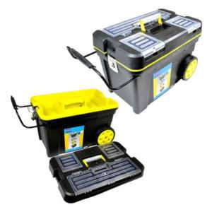 BOLTON TOOLS Consumer Storage Pro Mobile Tool Chest Box |