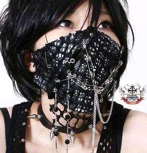 GOTHIC DOLL THEATRICAL Visual Kei GazettE VIPER Mask B
