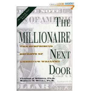 The Millionaire Next Door: The Surprising Secrets of