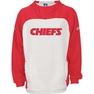 Kansas City Chiefs Hooded Novelty Fleece Pullover