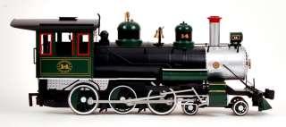 Bachmann G Scale Train (122.5) 4 6 0 Steam Locomotive Analog ET & WNC
