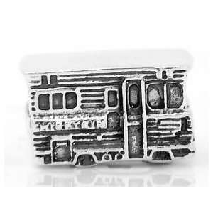 Sterling Silver Recreational Vehicle Travel European Bead