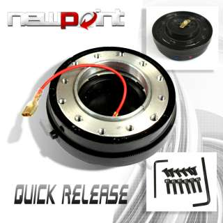 SHORT QUICK RELEASE 1.5THIN STEERING WHEEL HUB ADAPTER