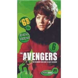 The Avengers 68 Set 3 patrick macnee, linda thorson