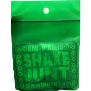 Shake Junt Bag O Bolts Blacks 1 Phillips 1set Skateboarding