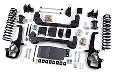 SUSPENSION LIFT KIT 4 09 11 DODGE RAM 1500 4WD #D1