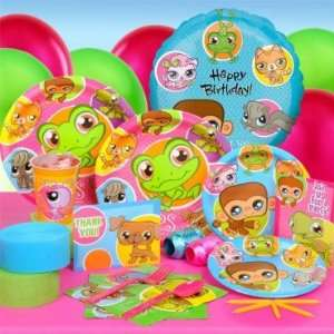 Littlest Pet Shop Standard Party Pack for 16