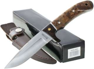 This is the Boker Magnum Elk Hunter hunting/skinning knife. It is 8