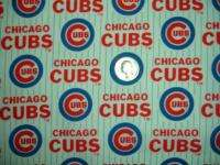 Baby Infant Car Seat Carrier Cover w/Chicago Cubs MLB