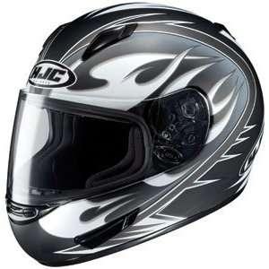 HJC CL 15 Session MC 5F Full Face Motorcycle Helmet Grey