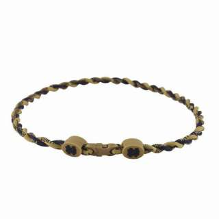Notre Dame Fighting Irish 18 Titanium Twist Necklace