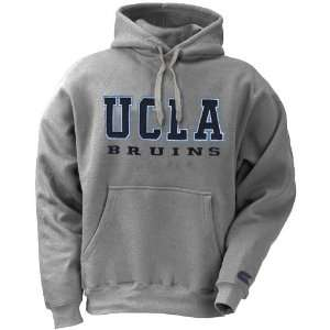 UCLA Bruins Ash Training Camp Hoody Sweatshirt  Sports