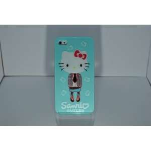 Hello Kitty Plastic Hard Case for Iphone 4g/4s (At&t Only) Ib026a