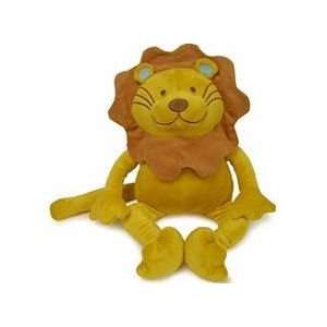 Jungle Tales Nursery Baby Bedding Plush Lenny the Lion Baby