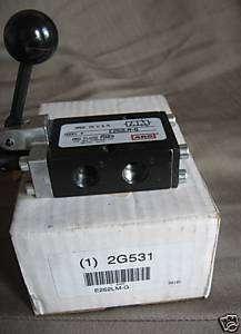 ARO IR Manual Air Control Valve E252LM G E 252 LM