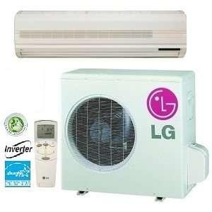 LG 24,000 BTU 18.9 SEER Heating & Cooling Mini Split Air