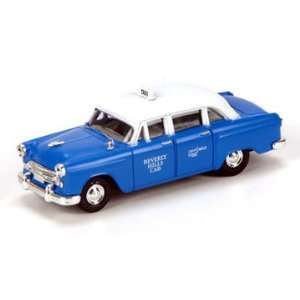 HO Scale RTR Checker A8 Taxi Cab Beverly Hills Cab Toys & Games