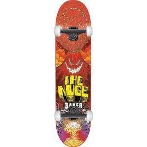 Baker Nguyen Super Jack Complete Skateboard   8.2 w/Mini