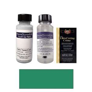 1 Oz. Medium Teal Metallic Paint Bottle Kit for 1995