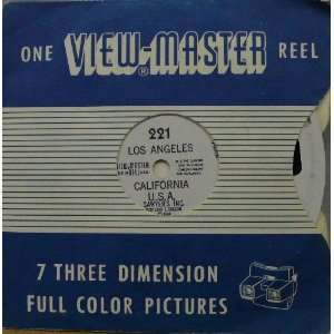 Lot of Ten (10) Vintage View Master Reels   Assorted