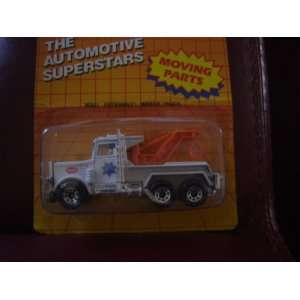 Matchbox Peterbilt Wrecking Truck(1986): Everything Else