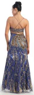 Long Formal New Prom Party Bridesmaid Dress Many Sizes