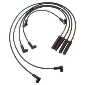 ACDelco 704Q Spark Plug Wire Kit Automotive