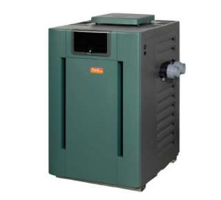 PR406MN 406,000K BTU Swimming Pool/Spa Natural Gas Heater RP2100