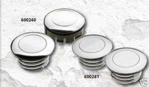 Custom Screw in Style Pop up Gas Cap Kit Harley