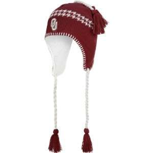 Zephyr Oklahoma Sooners Alpine Knit Hat