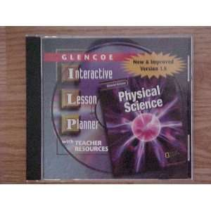 Physical Science, Interactive Lesson Planner CD Rom