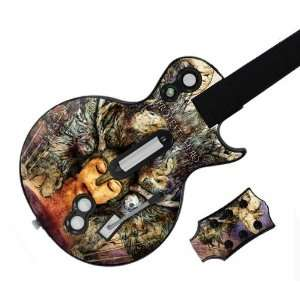 Guitar Hero Les Paul  Xbox 360 & PS3  Protest The Hero  Fortress Skin