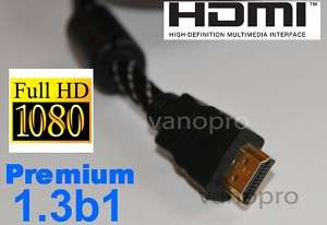 HDMI CABLE 1.3 B1 9 FT 1080p.HIGH QUALITY