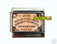 Ouija Board Custom Italian Charm Spirits, Supernatural