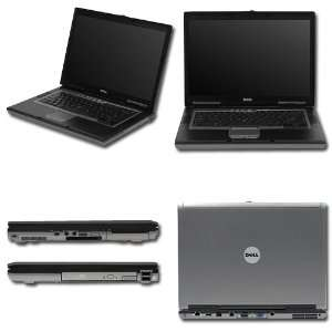 Dell Latitude D620 1.66GHz Core 2 DUO T5500 1GB 60GB CDRW/DVD 802.11g