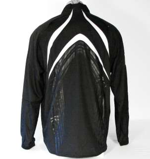 Puma Speed Mens Black Walk Out Wind Jacket NWT