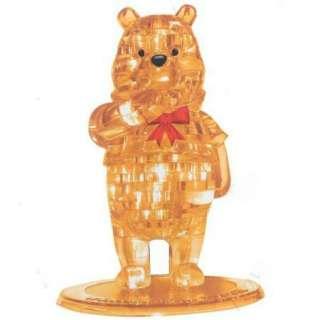DIY 3D Winnie Bear Pooh Crystal Jigsaw Puzzle IQ Toy