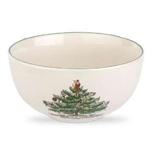 Spode Christmas Tree Fruit/Salad Bowl 5.5