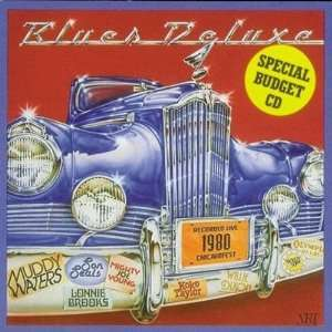 Blues Deluxe Sampler Various Artists Music