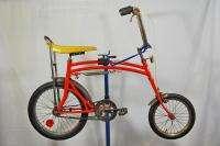 1976 Swingbike orange kids bicycle Osmands muscle bike chopper