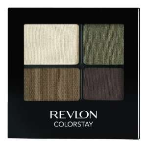Revlon ColorStay Eye Shadow Quad Adventurous (Pack of 2