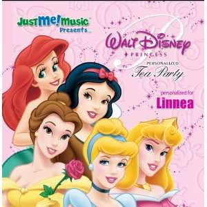 Disney Princess Tea Party Linnea (lih NAY uh) Music